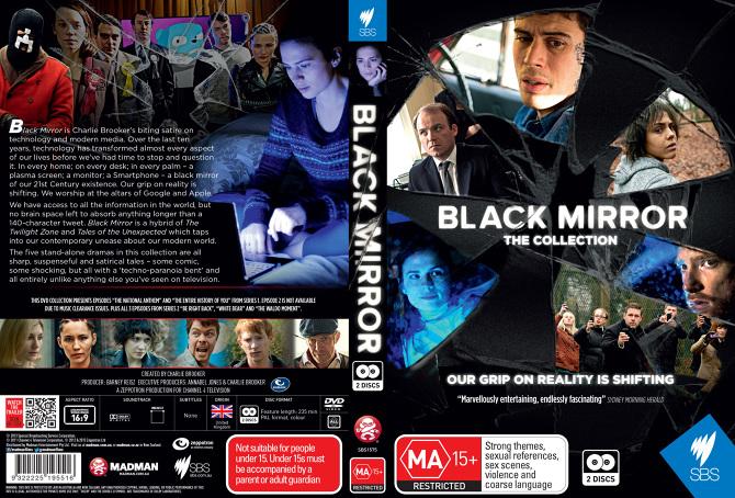 Book Cover Black Mirror : Black mirror ericocson